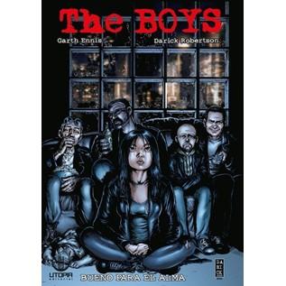 THE BOYS 03: BUENO PARA EL ALMA