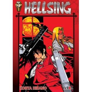 HELLSING 03 (NUEVA EDICION CON SOBRECUBIERTA)