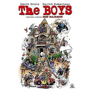 THE BOYS 04: NOS RAJAMOS