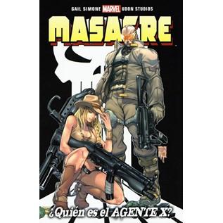 MASACRE 01. QUIEN ES EL AGENTE X?