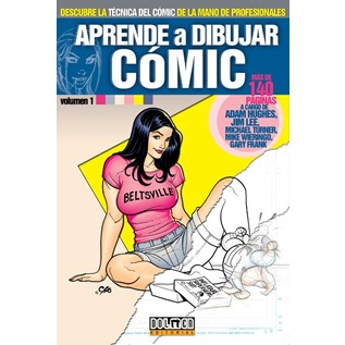 APRENDA A DIBUJAR COMIC 01