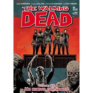 THE WALKING DEAD TOMO 22