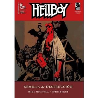 HELLBOY: SEMILLA DE DESTRUCCION