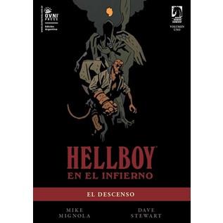 HELLBOY EN EL INFIERNO 01: EL DESCENSO