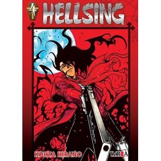 HELLSING 04 (NUEVA EDICION CON SOBRECUBIERTA)