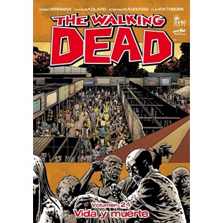 THE WALKING DEAD TOMO 24