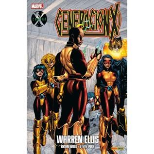 CONTRA-X: GENERACION-X