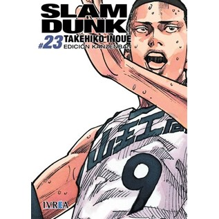 SLAM DUNK EDICION KANZENBAN 23