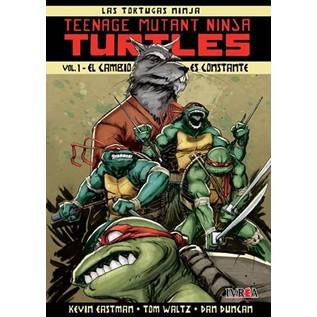 TMNT: LAS TORTUGAS NINJA 01