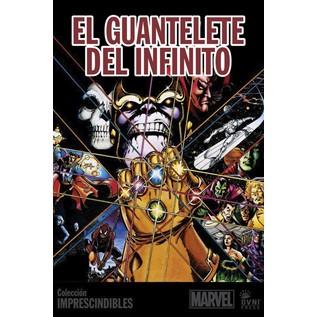 MARVEL IMPRESCINDIBLES 07: EL GUANTELETE DEL INFINITO (DELUXE)