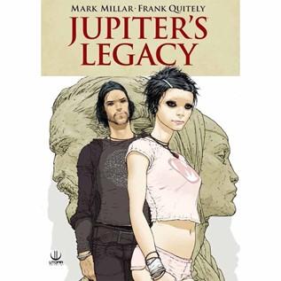 JUPITER S LEGACY - LIBRO 01: UN NUEVO ORDEN