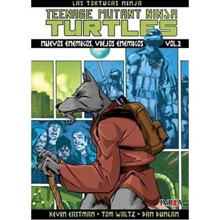 TMNT: LAS TORTUGAS NINJA 02