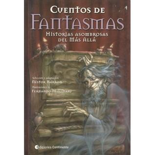CUENTOS DE FANTASMAS - HISTORIAS ASOMBROSAS DEL M S ALL