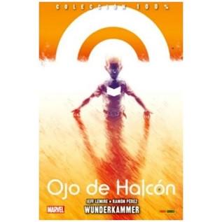 OJO DE HALCON 04. WUNDERKAMMER