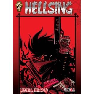 HELLSING 05 (NUEVA EDICION CON SOBRECUBIERTA)