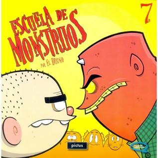 ESCUELA DE MONSTRUOS 07