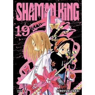 SHAMAN KING 19